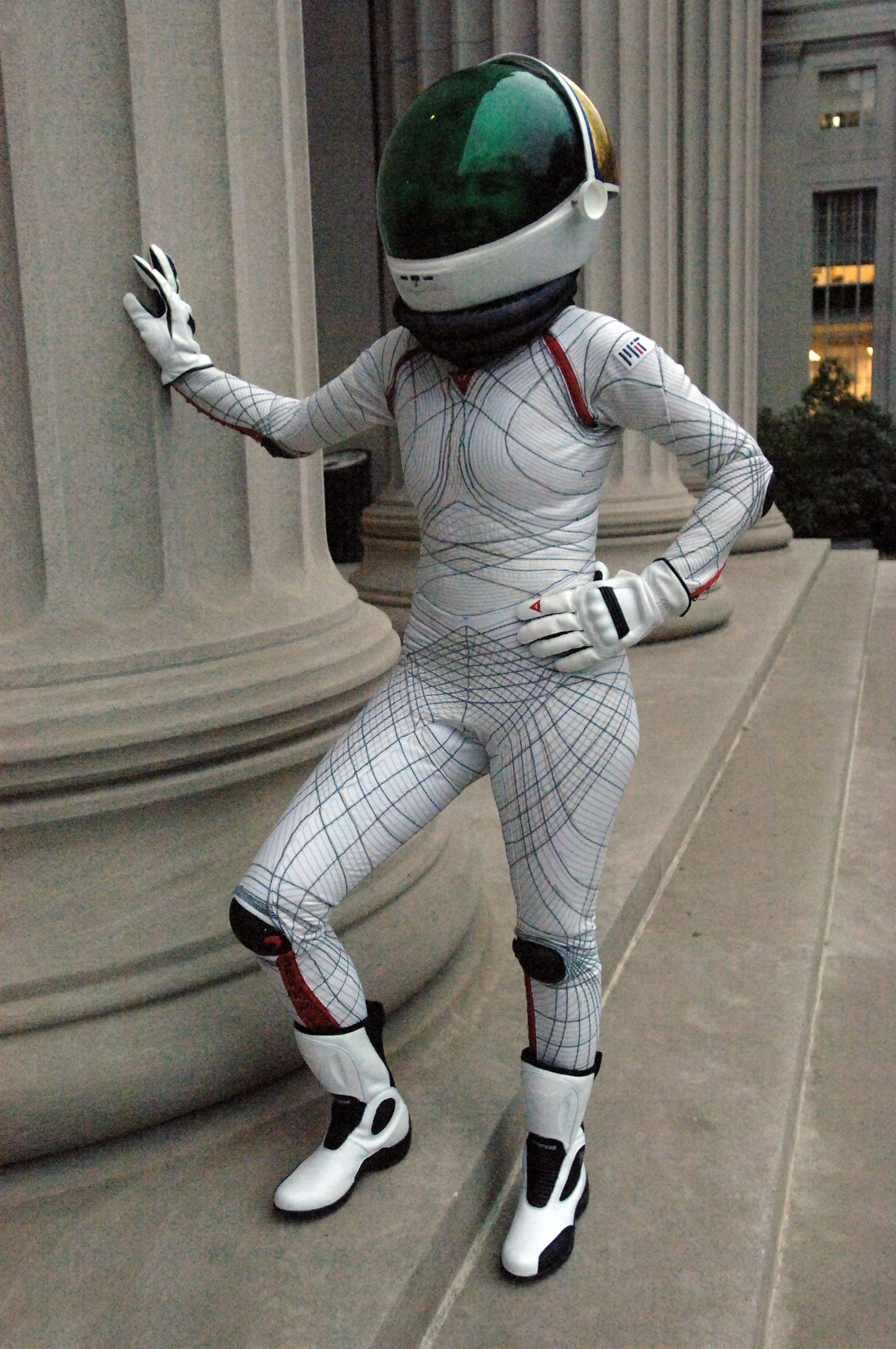 Space suits for mars